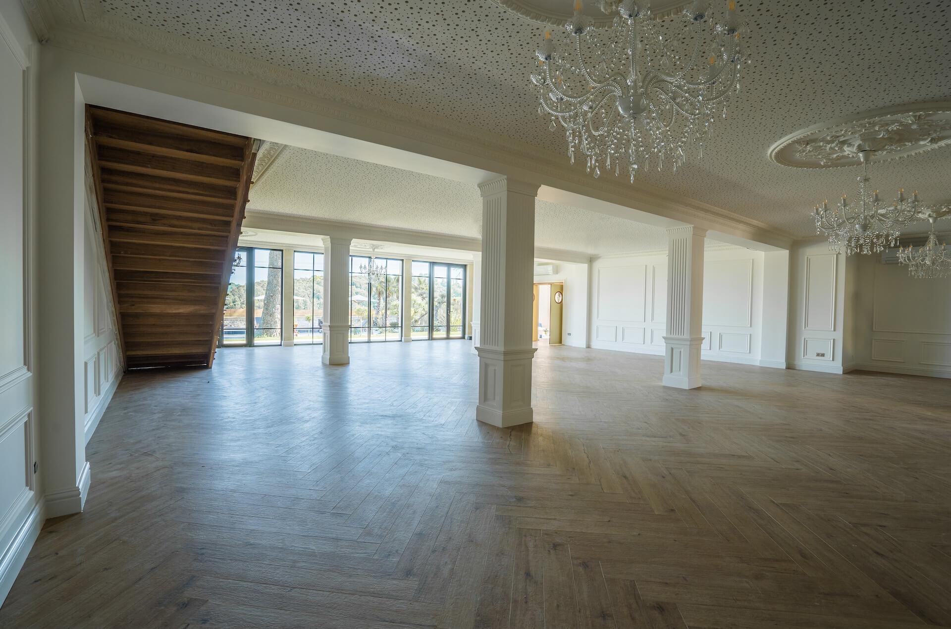 salle de réception - les propriétaires château grand arnaud chambres d'hôtes réception et séminaires bordeaux