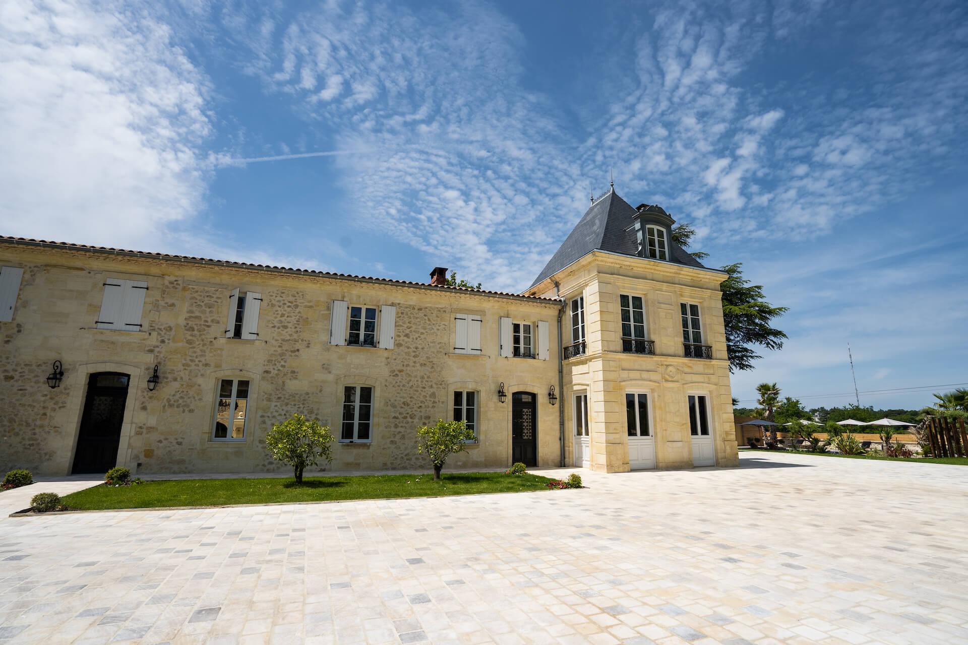 les chambres - château grand arnaud chambres d'hôtes réception et séminaires bordeaux