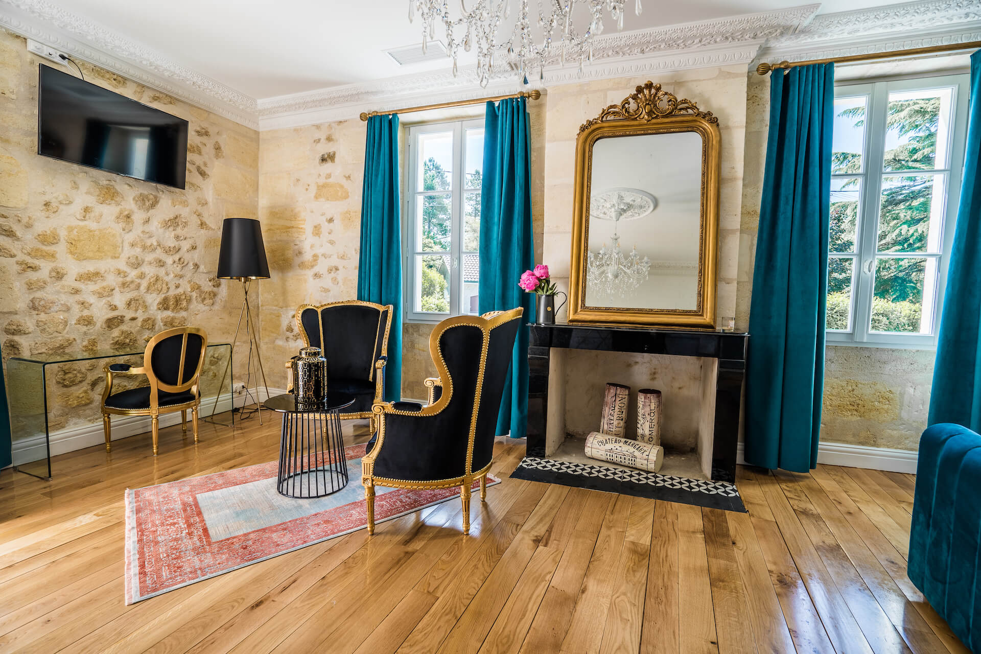 les propriétaires château grand arnaud chambres d'hôtes réception et séminaires bordeaux